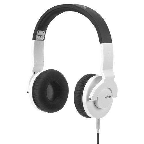 NIXON STYLUS / ALL BLACK NH016001-00の写真01。おしゃれなヘッドホンをおすすめ-HEADMAN(ヘッドマン)-