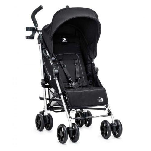 Baby Jogger Vue Reversible Umbrella Stroller Black front-1035950
