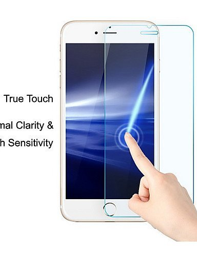 ASLING 2.5D Arc 0.26mm 9H Hardness Practical Tempered Glass Screen Protector for iPhone 6S Plus/6 Plus