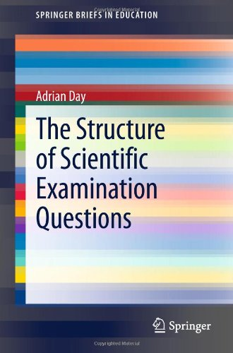 The Structure of Scientific Examination Questions (SpringerBriefs in Education)