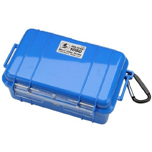 PELICAN ハードケース 1050 N 0.7L ブルー 1050-025-120