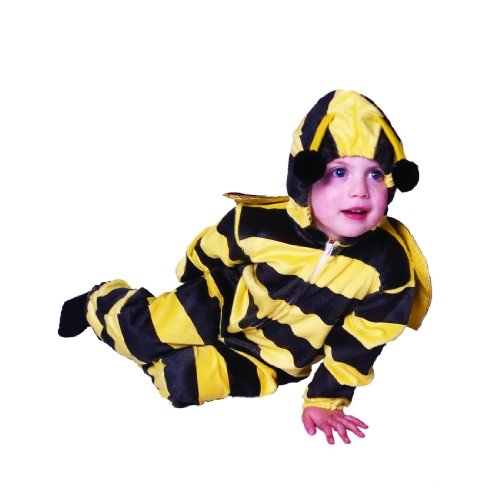 Infant Baby Honey Bee Costume Size Infant (1-2)