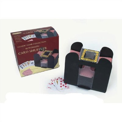 Sale!! 6-Deck Automatic Card Shuffler