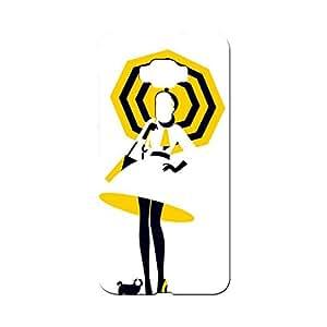 BLUEDIO Designer Printed Back case cover for Asus Zenfone 3 - G5786