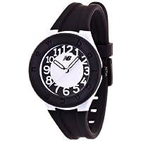 [ニューバランス]new balance 腕時計 STYLE 503 3針 ブラック×ホワイト ST-503-001 ボーイズ 【正規輸入品】