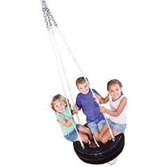 Swing N Slide Tire Swing by Swing-N-Slide