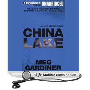 China Lake: An Evan Delaney Novel