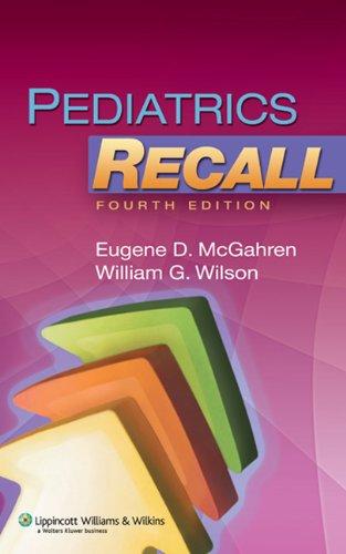 pediatrics-recall