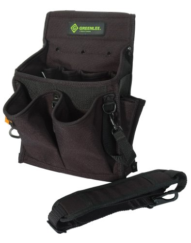 Greenlee 0158-15 Tool Caddy, 20 Pocket (Greenlee Tool Caddy compare prices)