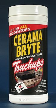 Cerama Bryte Cooktop Touchups Cleaning Wipes