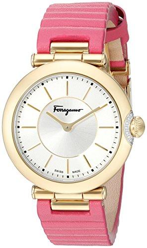Salvatore-Ferragamo-Womens-FIN030015-Style-Analog-Display-Quartz-Pink-Watch