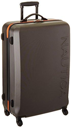 nautica-ahoy-28-inch-hardside-spinner-grey-grey-orange-one-size