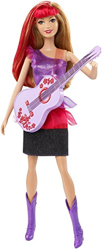 Barbie in Rock 'N Royals Country Star Doll