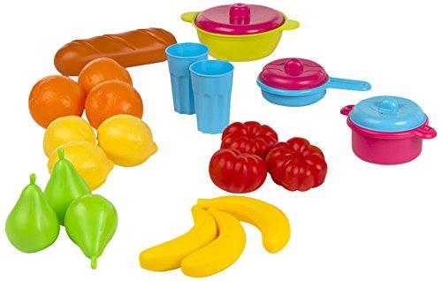 colorbaby-red-frutas-verduras-y-menaje-24-piezas-43292