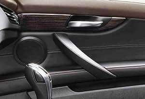 bmw genuine interior door handle cover trim right in fineline anthracite 51 41 9 167 028. Black Bedroom Furniture Sets. Home Design Ideas