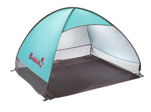 Badabulle B038202 Tenda Anti UV 50+, Blu