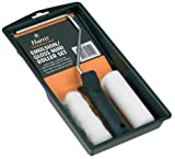Harris 4129 4-Inch Mini Gloss and Emulsion Roller Set