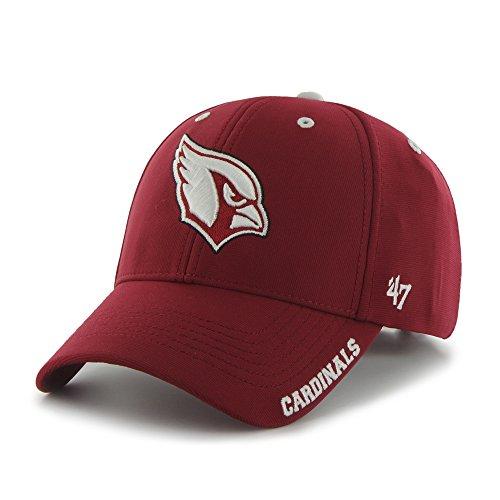 NFL Arizona Cardinals Condenser MVP Adjustable Hat, One Size