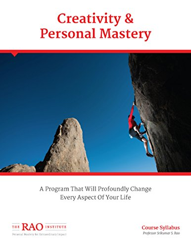 Creativity & Personal Mastery: A program that will profoundly change every aspect of your life (Personal Mastery compare prices)