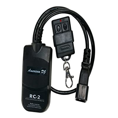 American Dj F Wireless Fs700 Wireless Remote For The Fog Storm 700