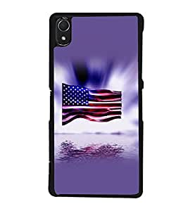 printtech Flag Country Back Case Cover for Sony Xperia Z3 , Sony Xperia Z3 D6653 D6603