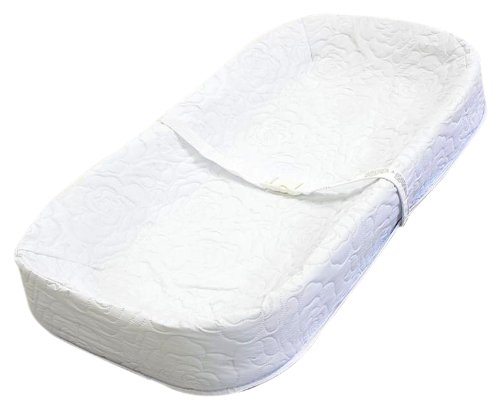 "LA Baby 30"" 4 Sided Changing Pad"