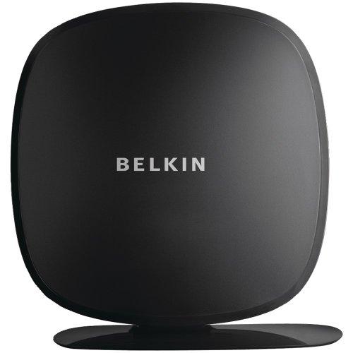 Belkin N450 Wireless N Router (Latest Generation)
