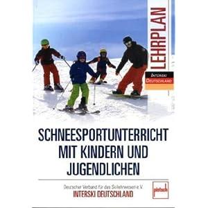 eBook Cover für  Schneesportunterricht mit Kindern und Jugendlichen