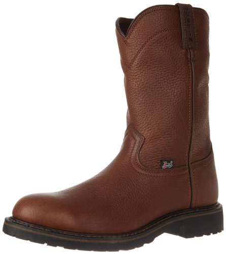 Justin Original Work Boots Men's Worker II Work Boot