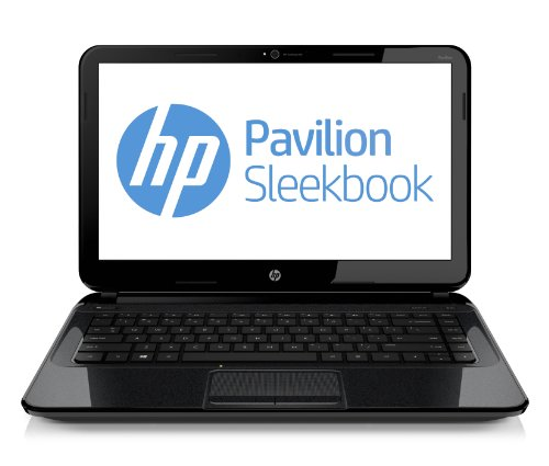 HP Pavilion Sleekbook 14-b130us 14-Inch Laptop (Black)
