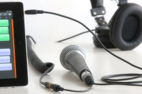 CableJive-ProJive-XLR-Microphone-Adapter-for-iPhone-iPod-iPad-Android-and-all-other-audio-recording-Devices