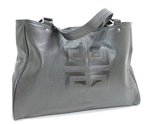 givenchy-parfums-negro-piel-sintetica-bolso-tote-bag-nuevo