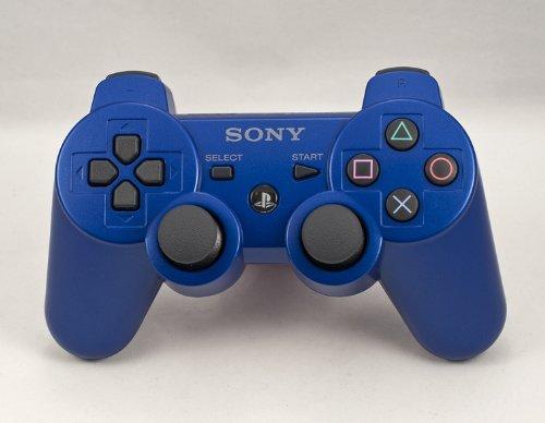 QUICKSCOPE PS3 PLAYSTATION 3 Blue Modded Controller (Rapid Fire) COD Black Ops - JITTER, DROP SHOT, AUTO AIM