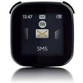 Sony Ericsson LiveView Schermo esterno Bluetooth (per Android OS, cellulari, ecc), colore: Nero