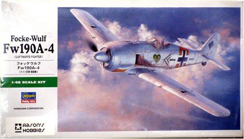 Maquette avion: Focke Wulf FW 90A-4
