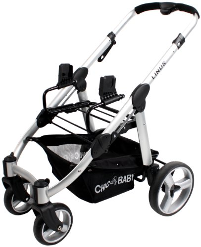 chic 4 baby 141 01 adapter f r maxi cosi passend f r kinderwagen luna und linus damionkoomen. Black Bedroom Furniture Sets. Home Design Ideas