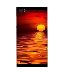 Sun Set Xiaomi Mi 3 Case