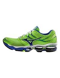 Mizuno Wave Creation 14 Womens Size 6 Green Running Shoes
