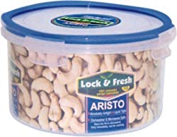 Aristo Houseware, Air Tight Dry Storage system, Lock & Fresh, No 110, 1300ml, 1-Piece