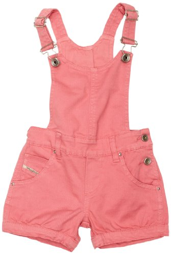 DIESEL Pusina With Fly Girl's Shorts Dungarees