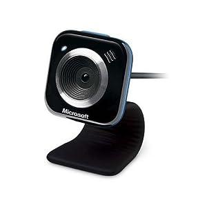 Microsoft LifeCam VX-5000 Webcam (Blue)