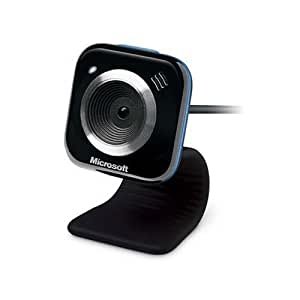Microsoft LifeCam VX-5000 Webcam (Blue)