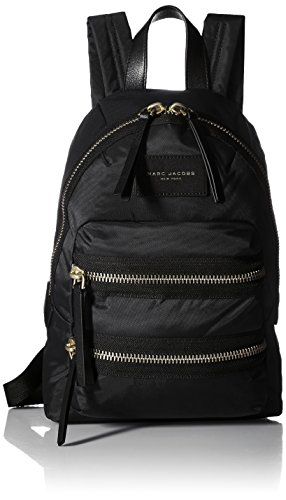 Marc Jacobs Nylon Biker Mini Backpack, Borsa a mano/zaino Donna 10x32x25 cm (B x H x T)