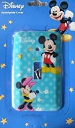 Mickey Minnie Mouse Light Switch Plate Cover Brand New