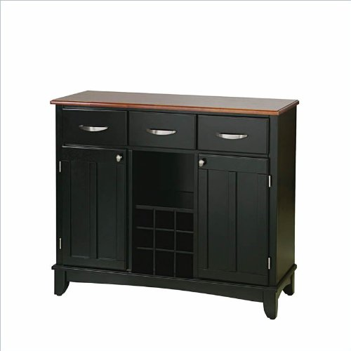 Black Kitchen Buffets And Sideboards ~ Credenzas sideboards home styles furniture drawer large