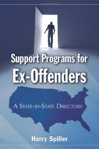 Support Programs For Ex-Offenders: A State-By-State Directory front-994705