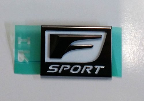 Toyota Genuine Parts 75361-53030 Lexus IS Right F-Sport Badge (Lexus Is Fender compare prices)