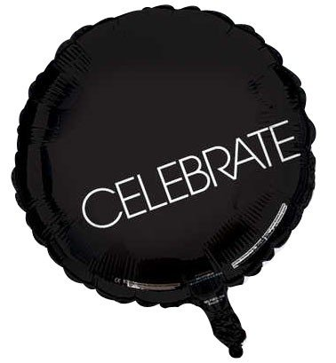 Classic Celebrations Celebrate Foil Balloon