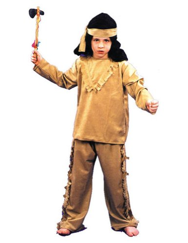 kids costumes - Indian Boy Child Small