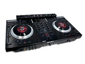 Numark NS7FX Professional DJ controller with Motorized Platters